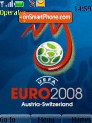 Euro 2008 01 theme screenshot