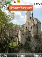 Castles tema screenshot