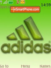 Adidas 18 theme screenshot