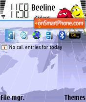 Скриншот темы M&M's Update Def Icons