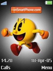 Pacman es el tema de pantalla