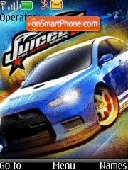 Juiced 2 Hot Import Nights theme screenshot