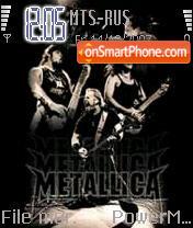 Metallica 05 tema screenshot