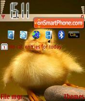 Duck Mehdiangel es el tema de pantalla