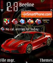 Ferrari 430 yI es el tema de pantalla