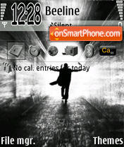 Light 06 theme screenshot