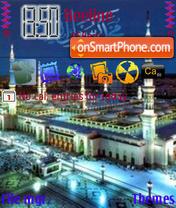 Allah Velik theme screenshot