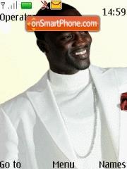 Akon es el tema de pantalla