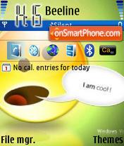 Stupid Smile theme screenshot