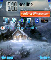 Dom theme screenshot