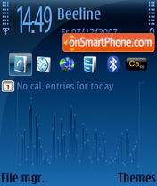 Bif 01 theme screenshot