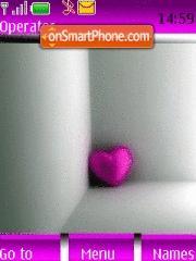 Lonely Love theme screenshot