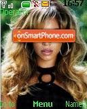 Beyonce 06 es el tema de pantalla