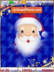 Santa 05 theme screenshot