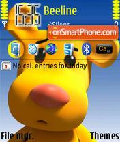 Small Dog theme screenshot