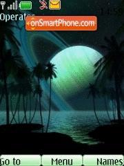 Dark Planet theme screenshot