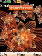 Abstract Flowers es el tema de pantalla