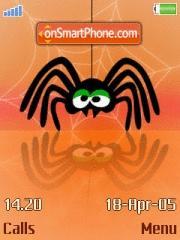 Spider es el tema de pantalla