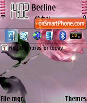Rosa theme screenshot