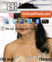 Скриншот темы ChaeRim