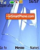Glass Xp es el tema de pantalla
