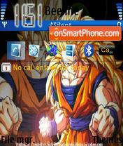 Dragon Ball Z es el tema de pantalla