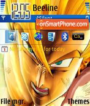 Dragon Ball Z Theme-Screenshot