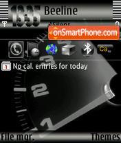 Speed Ver2 es el tema de pantalla