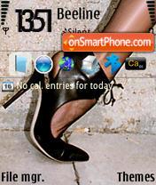 In Her Shoes S60v3 es el tema de pantalla