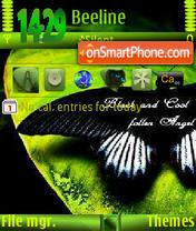 Butterfly Ver1 theme screenshot