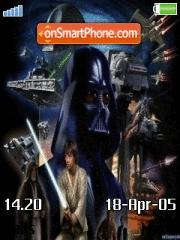 Star Wars Empire es el tema de pantalla