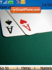 Casino theme screenshot