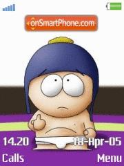 Cute South Park 01 tema screenshot