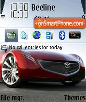 MazDa 01 es el tema de pantalla