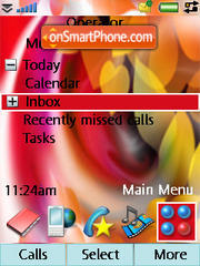 Rose 08 theme screenshot