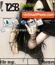 Kira S60v3 es el tema de pantalla
