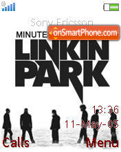 LP Minutes To Midnight es el tema de pantalla