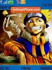 Theme Naruto theme screenshot