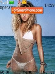 Shakira 04 theme screenshot