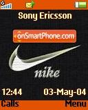 Nike 04 es el tema de pantalla