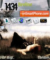 Daisy S60v3 theme screenshot