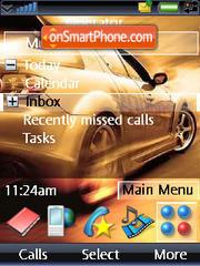 RX-8 theme screenshot