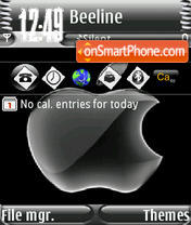Apple Ver2s60v3 theme screenshot