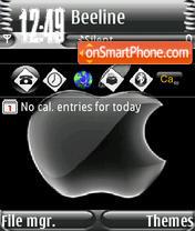 Скриншот темы Apple Ver2s60v3