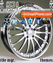 Rims Theme theme screenshot