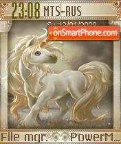 Golden Horn theme screenshot