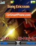 Naruto 10 theme screenshot