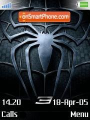 Spider Man 3 es el tema de pantalla