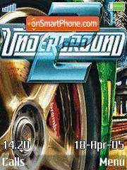 Undergraund 2 es el tema de pantalla