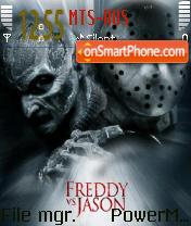 Freddy Vs Jason theme screenshot